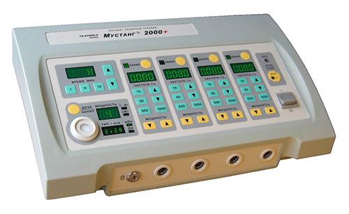 Базовый блок АЛТ «Мустанг-2000+»